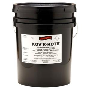 Metal free thread compound Jet-Lube KovR-Kote.