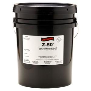 50% metallic zinc thread compund Jet-Lube z-50.
