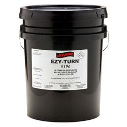 High temperature, high pressure valve sealant and sealant Jet-Lube Ezy-Turn #196.
