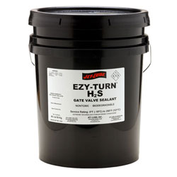 H2S resistant gate valve lubricant and sealant Jet-Lube Ezy-Turn H2S.