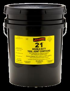Economical copper based thread compound Jet-Lube 21.