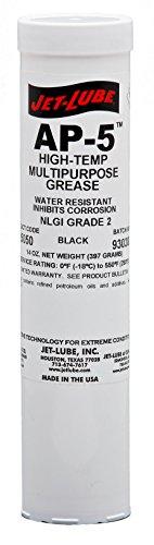 Bentone clay EP Grease with 5% molybdenum disulfide Jet-Lube AP-1