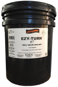 Ball valve sealant Jet-Lube Ezy-Turn #7.